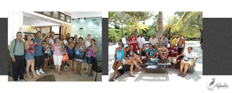The Aguada Hotel Staff