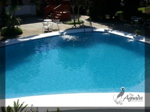 The Aguada Pool